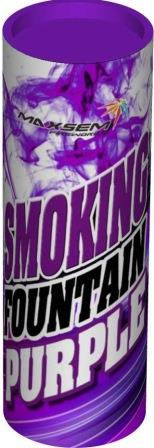 "Дым ""SMOKING FOUNTAIN PURPLE/ Фиолетовый""  30 сек. (30/5)"